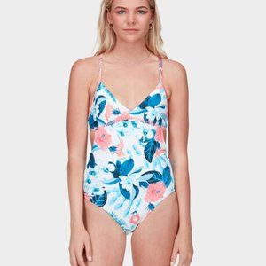 SEAFOLLY TROPICAL VACAY MAILLOT ONE PIECE Swimsuit